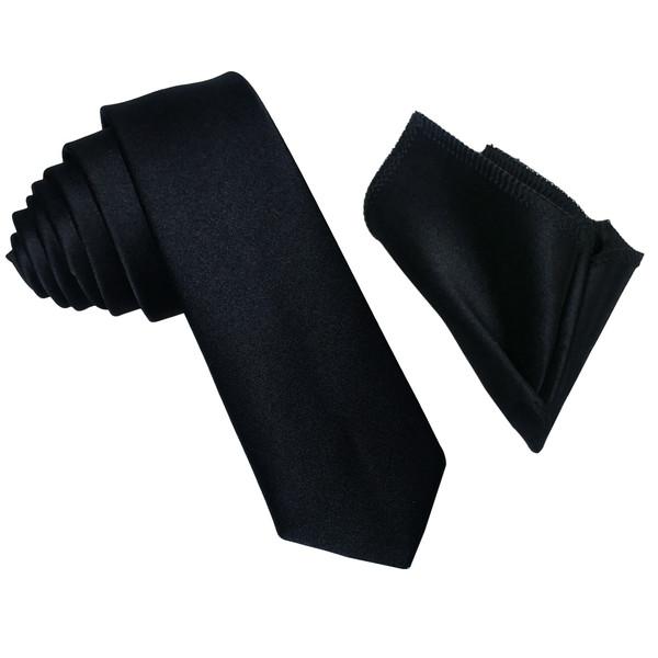 ست کراوات و دستمال جیب مردانه مدل b1