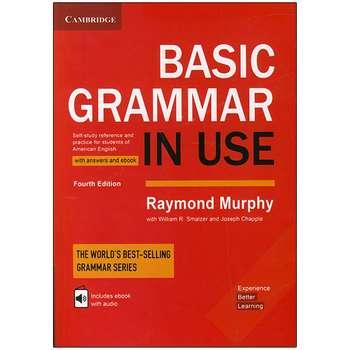 کتاب Basic Grammar In Use 4th اثر جمعی از نویسندگان انتشارات کمبریج
