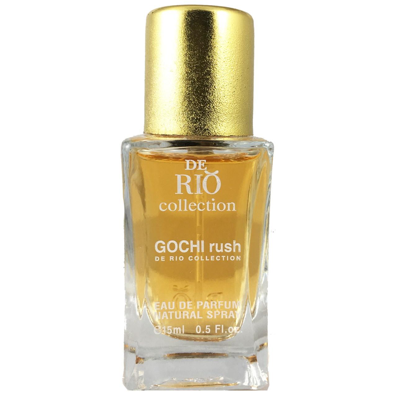 ادو پرفیوم زنانه ریو کالکشن مدل Rio Gochi Rush حجم 15ml