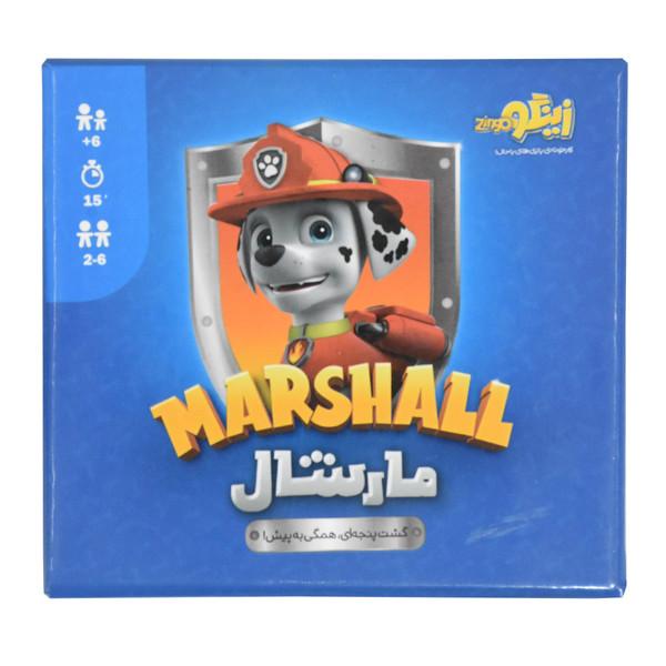 بازی فکری زینگو مدل مارشال