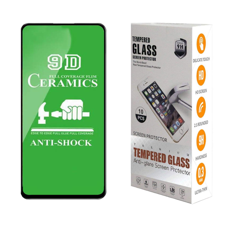 محافظ صفحه نمایش مدل CF9 مناسب برای گوشی موبایل شیائومی Redmi Note 9s              ( قیمت و خرید)