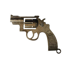 آویز گردنبند مدل تفنگ تگزاس کد AG 125