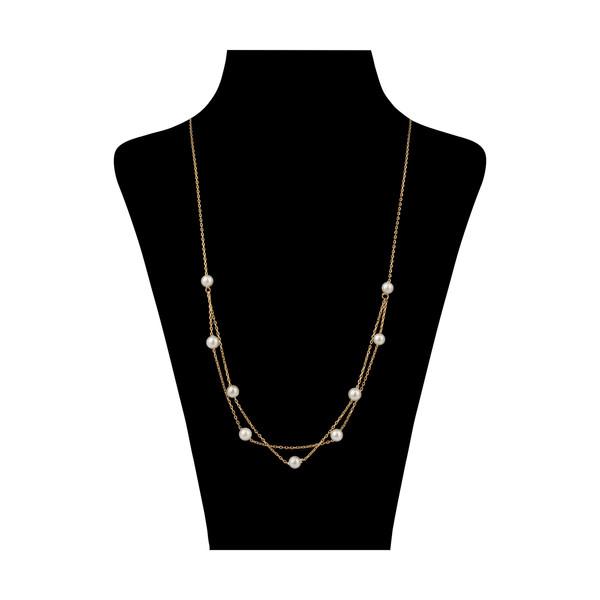 گردنبند طلا 18 عیار زنانه نیوانی مدل N1062