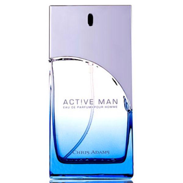 ادوپرفیوم مردانه کریش آدامز مدل Active Man حجم 100 میلی لیتر