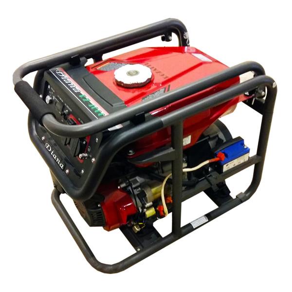 موتور برق بنزینی دیانا مدل RZ-4600WI