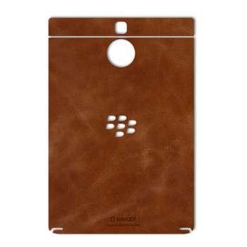 برچسب پوششی ماهوت مدل Buffalo Leather مناسب برای گوشی BlackBerry Passport Silver edition