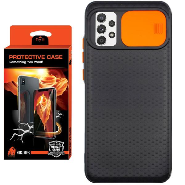 کاور کینگ کونگ مدل CAM-SHLD مناسب برای گوشی موبایل سامسونگ Galaxy A52