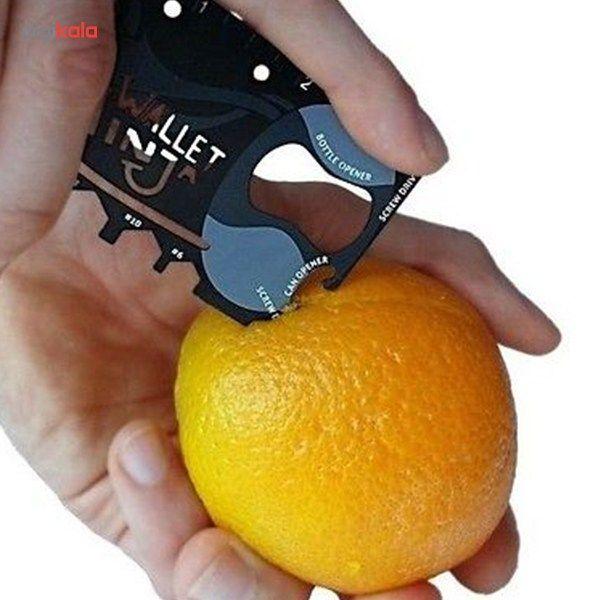 آچار و ابزار چند کاره Ninja Wallet main 1 12