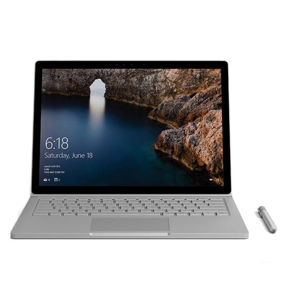 لپ تاپ 13 اینچی مایکروسافت مدل Surface Book - G | Microsoft Surface Book - G - 13 inch Laptop