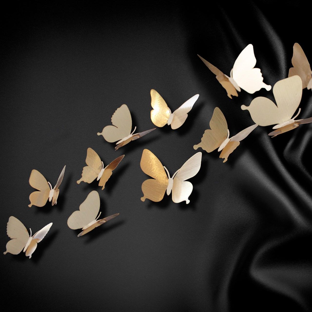 پروانه سالی وان بسته 40 عددی طرح gold