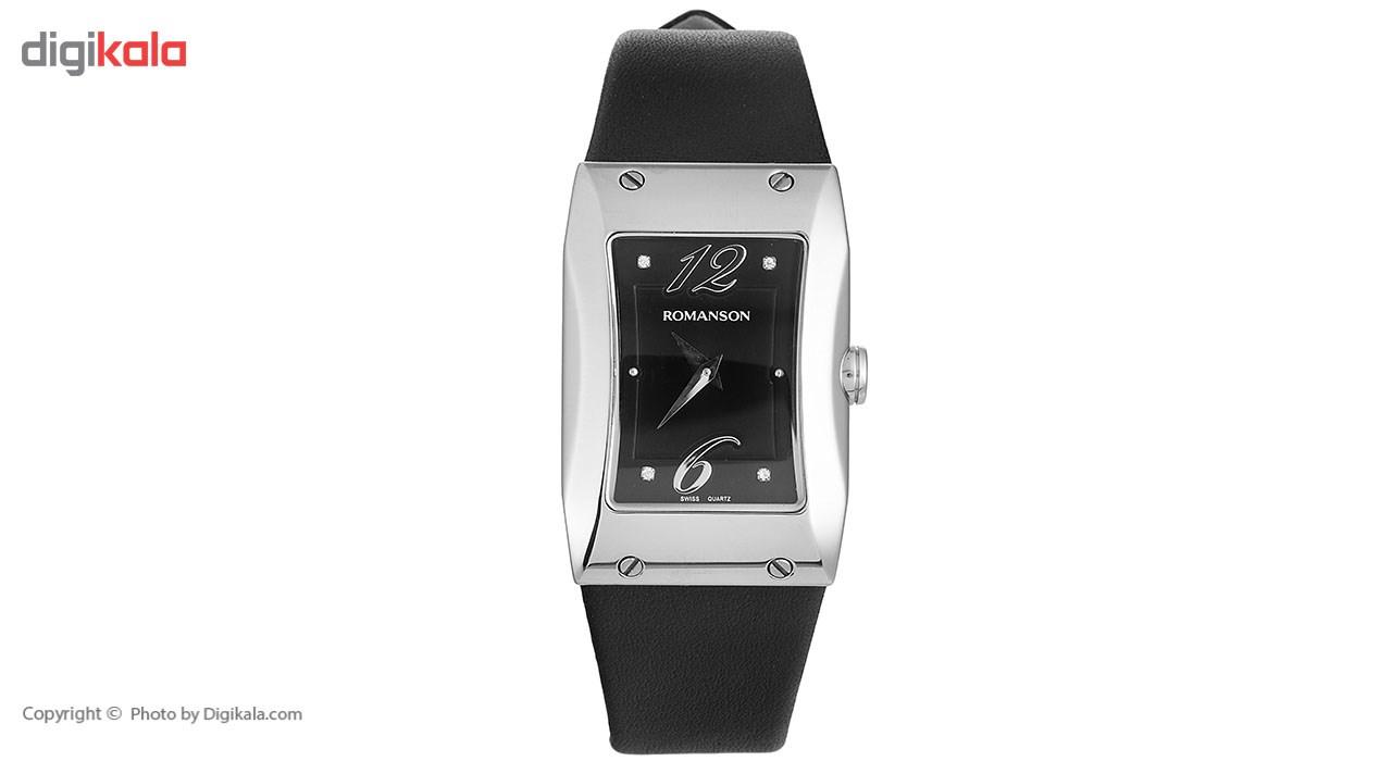 ساعت زنانه برند رومانسون مدل RL0359LL1WA32W