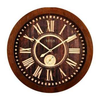 ساعت دیواری لوتوس مدل DUNKIRK  W-9820