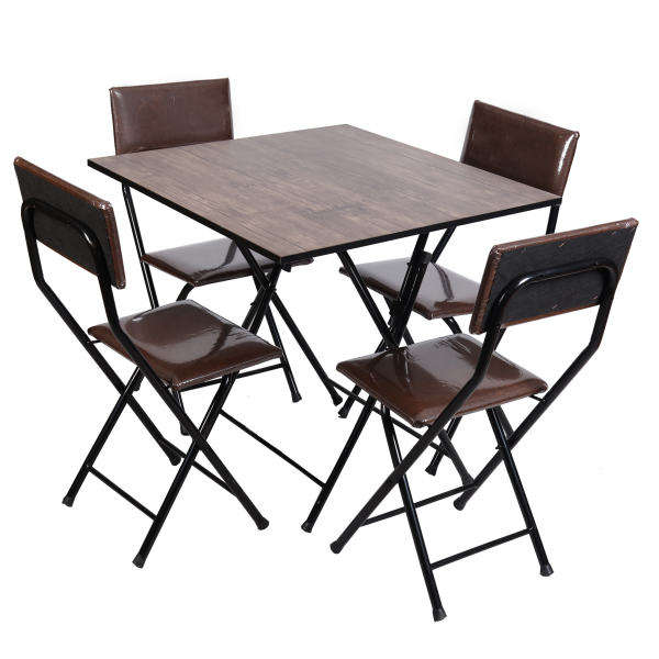 میز و صندلی سفری مدل 104 مجموعه 4 عددی