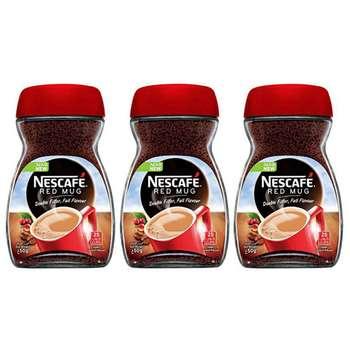 قهوه فوری رد ماگ نسکافه - وزن ۵۰ گرم بسته ۳ عددی