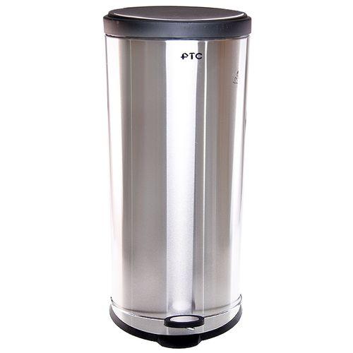 سطل زباله پدالی پی تی سی مدل 530 ظرفیت 30  لیتر