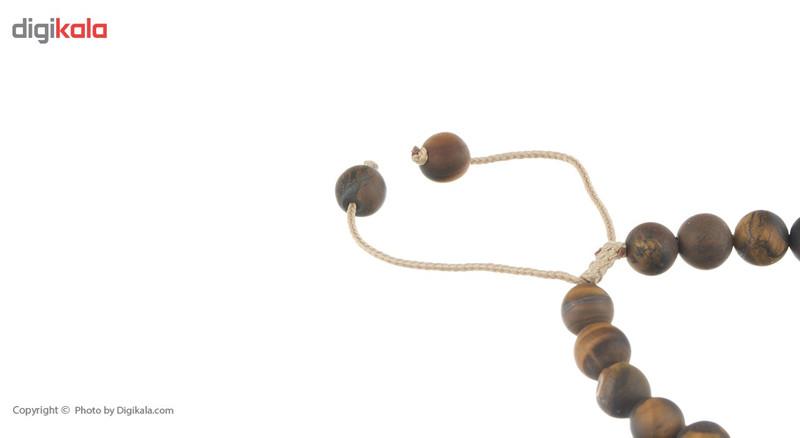 دستبند طلا 18 عیار ماهک مدل MB0517 - مایا ماهک