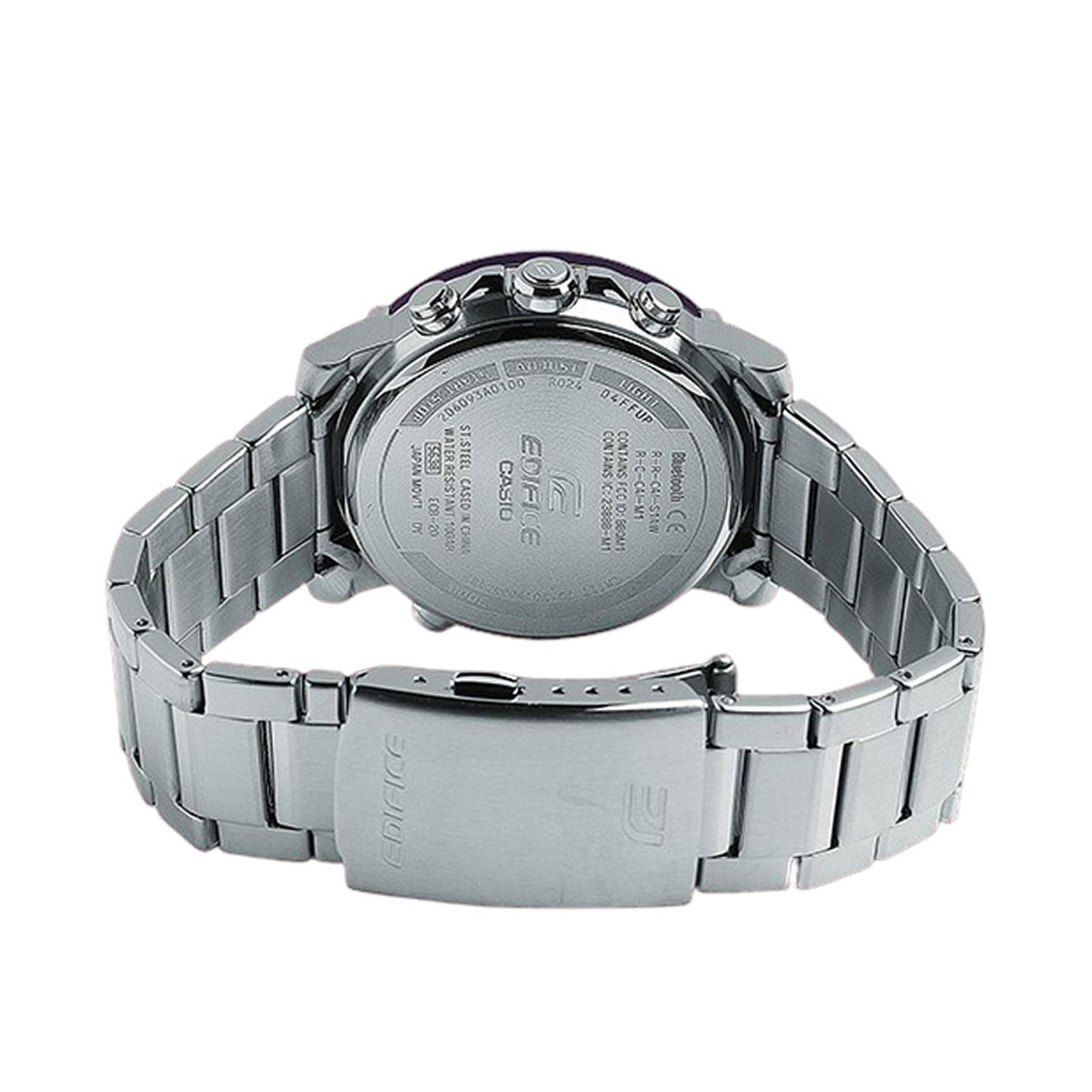 ساعت مچی عقربهای مردانه کاسیو مدل ECB-20D-1ADF