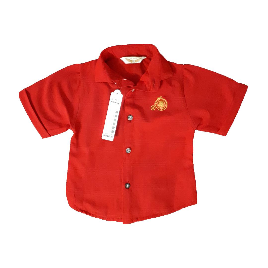 پیراهن پسرانه کد 838