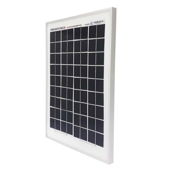 پنل خورشیدی سولار جیانبائو مدل SA-10 ظرفیت 10 وات
