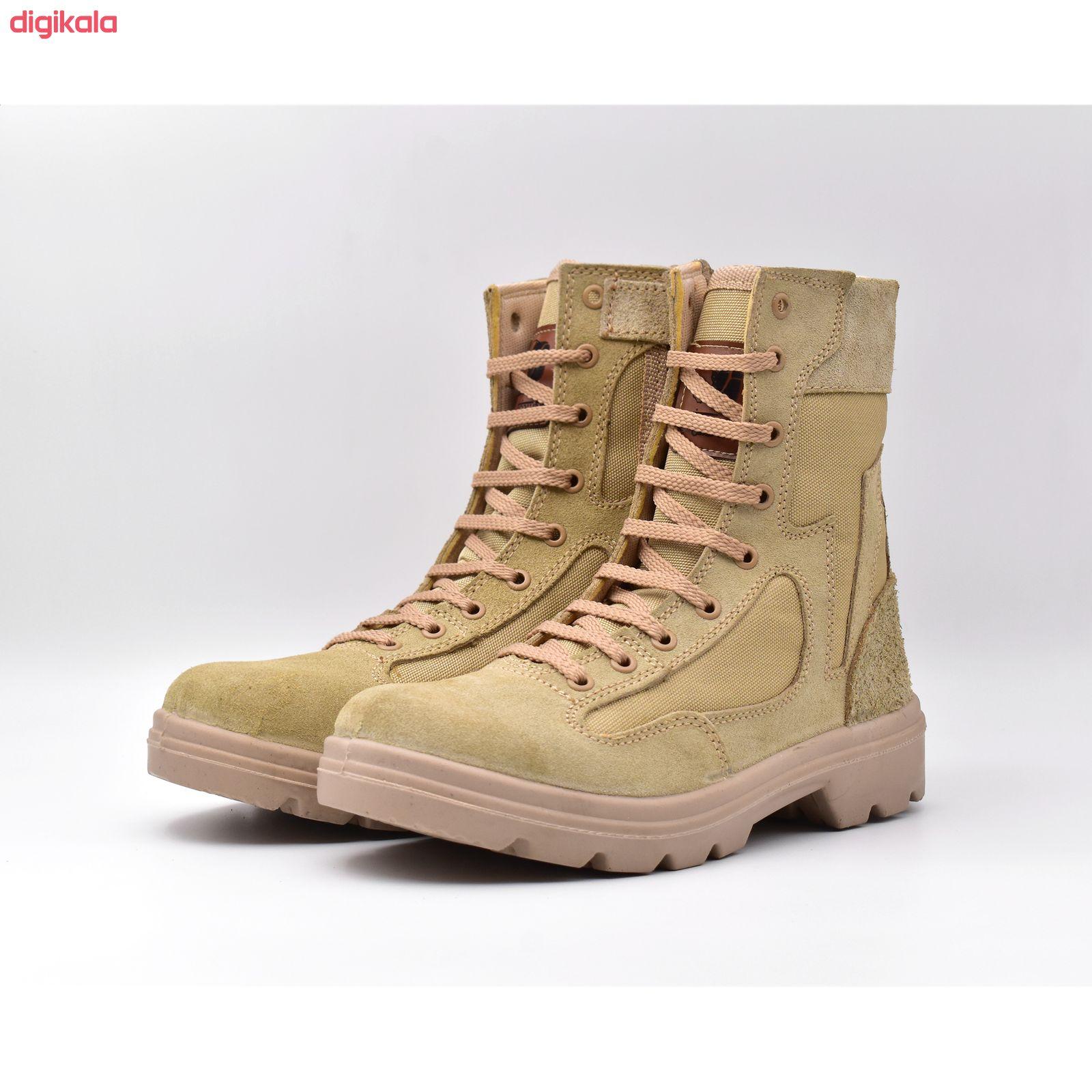 کفش کوهنوردی مردانه مدل Razm کد 8485 main 1 5