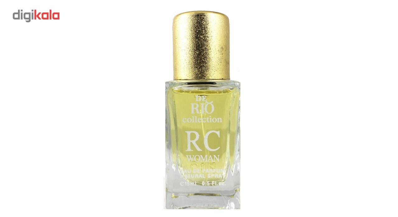 ادو پرفیوم زنانه ریو کالکشن مدل Rio RC Womenحجم 15ml main 1 1