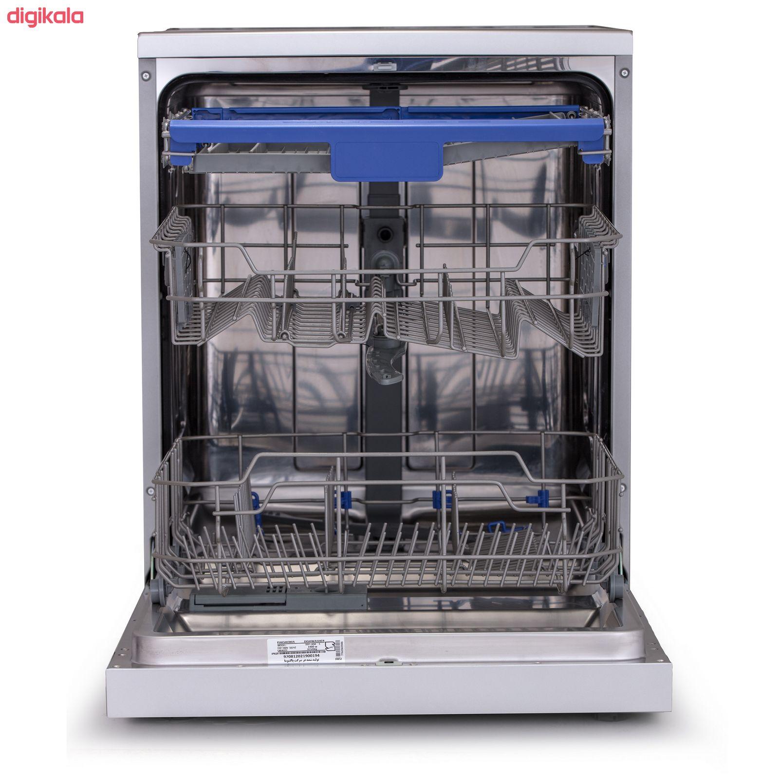 ماشین ظرفشویی کرال مدل DS 1417 main 1 4
