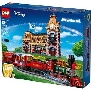 لگو مدل قطار و ایستگاه