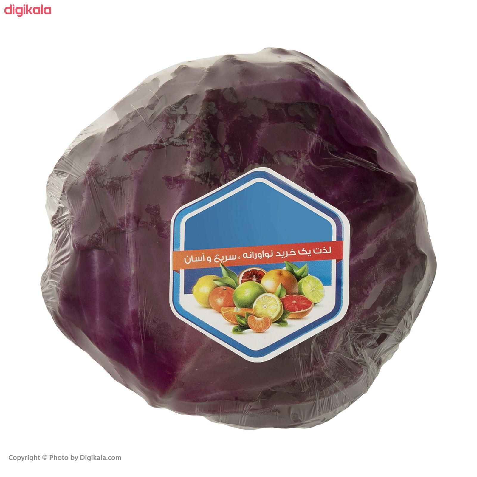 کلم قرمز میوه پلاس - 750 گرم main 1 2