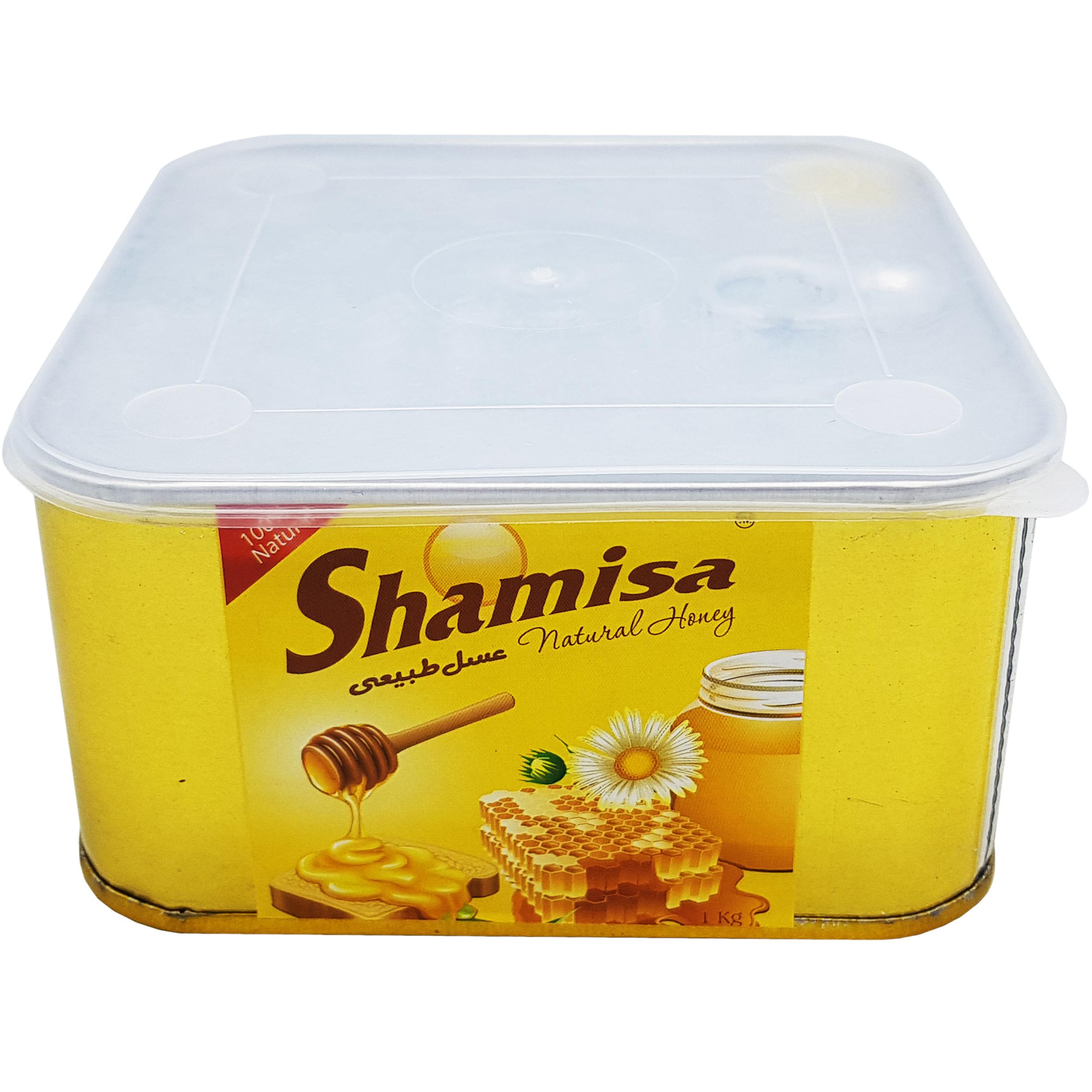 عسل طبیعی شمیسا - 1 کیلوگرم