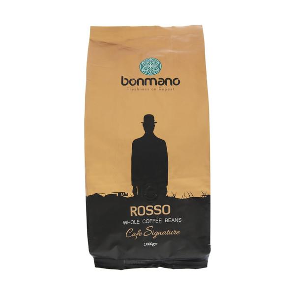 دانه قهوه روسو بن مانو - 1 کیلوگرم