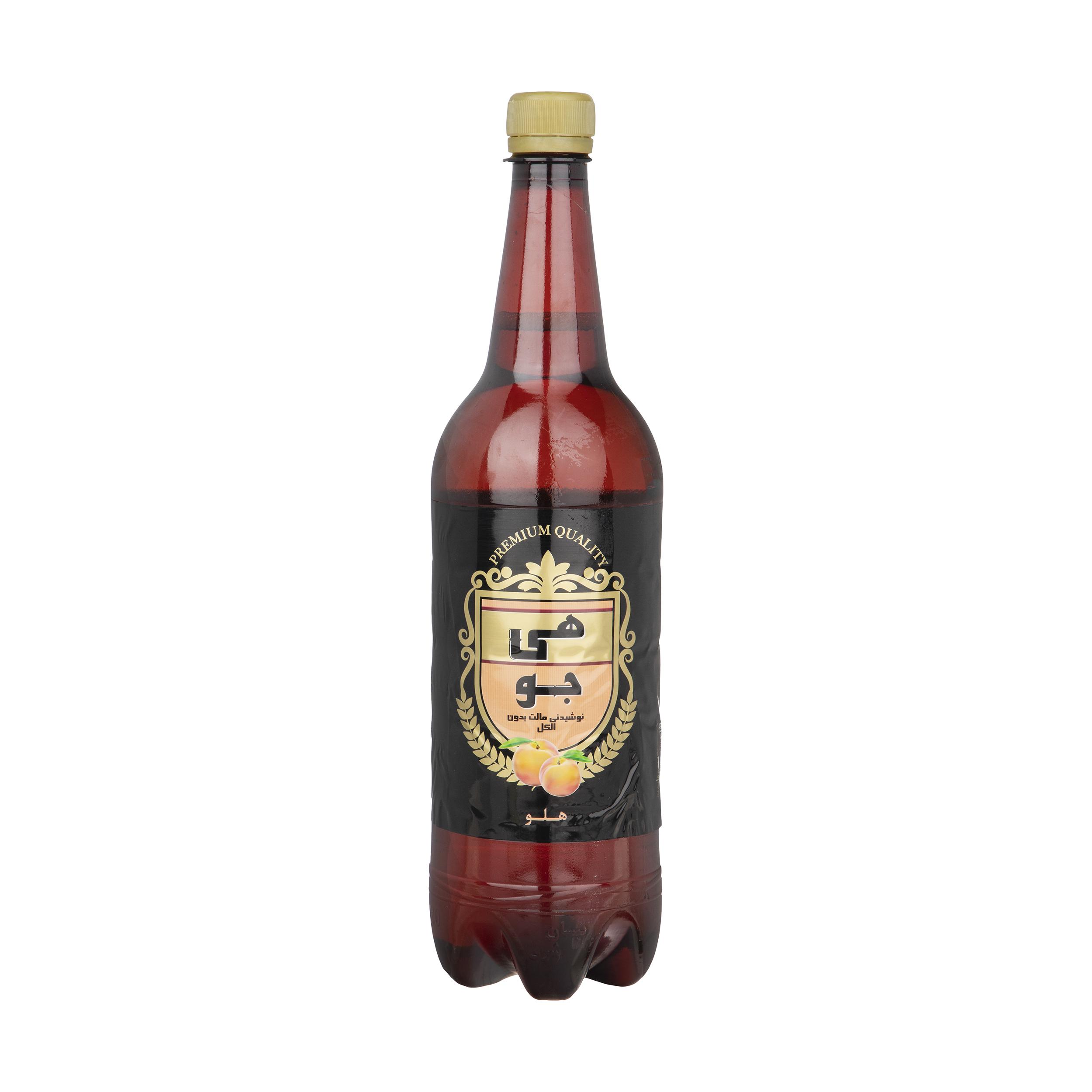 نوشیدنی مالت هی جو با طعم هلو - 1 لیتر