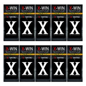 خوشبو کننده خودرو ایکس وین مدل X بسته 10 عددی