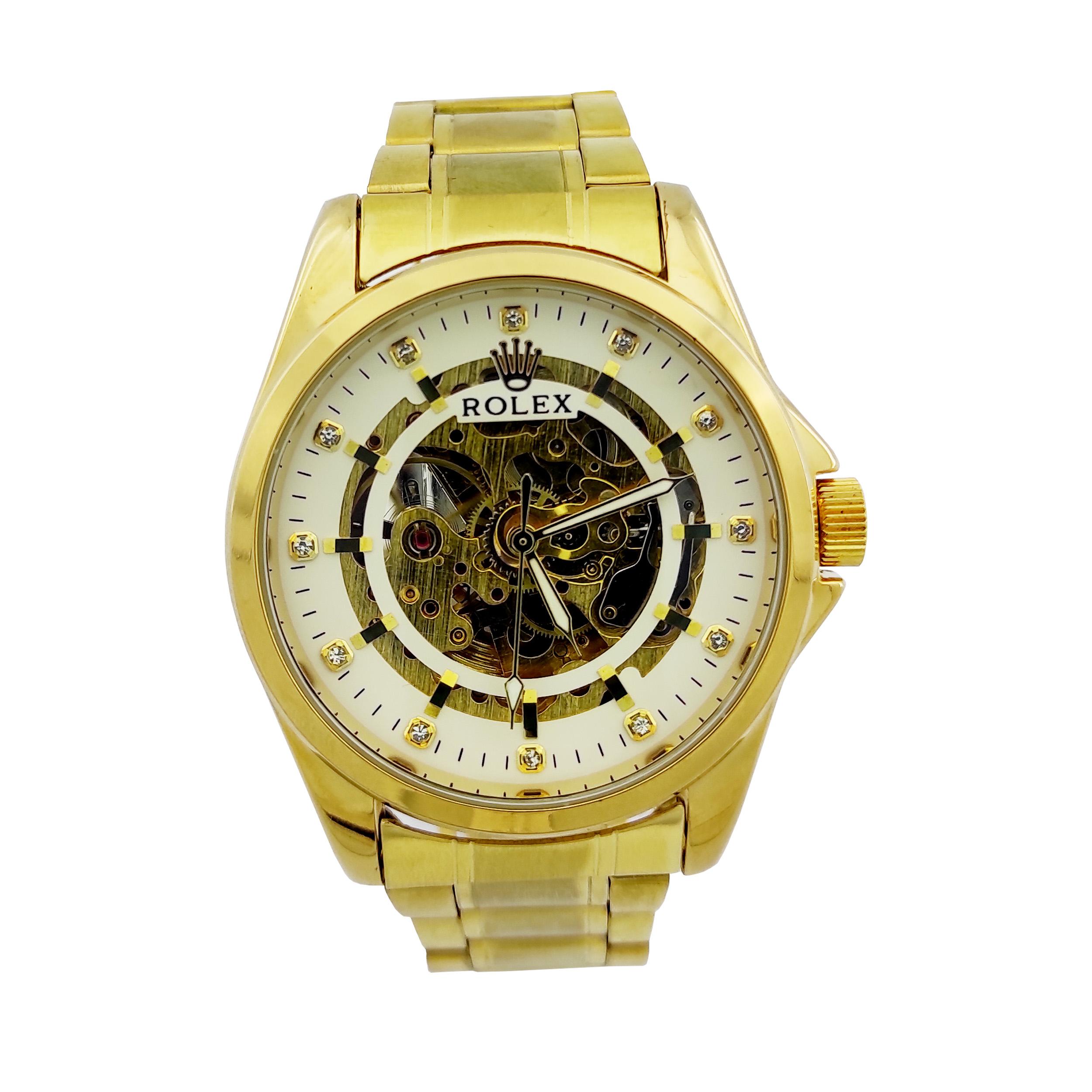 قیمت و خرید                      ساعت مچی عقربهای مردانه رولکس مدل R102