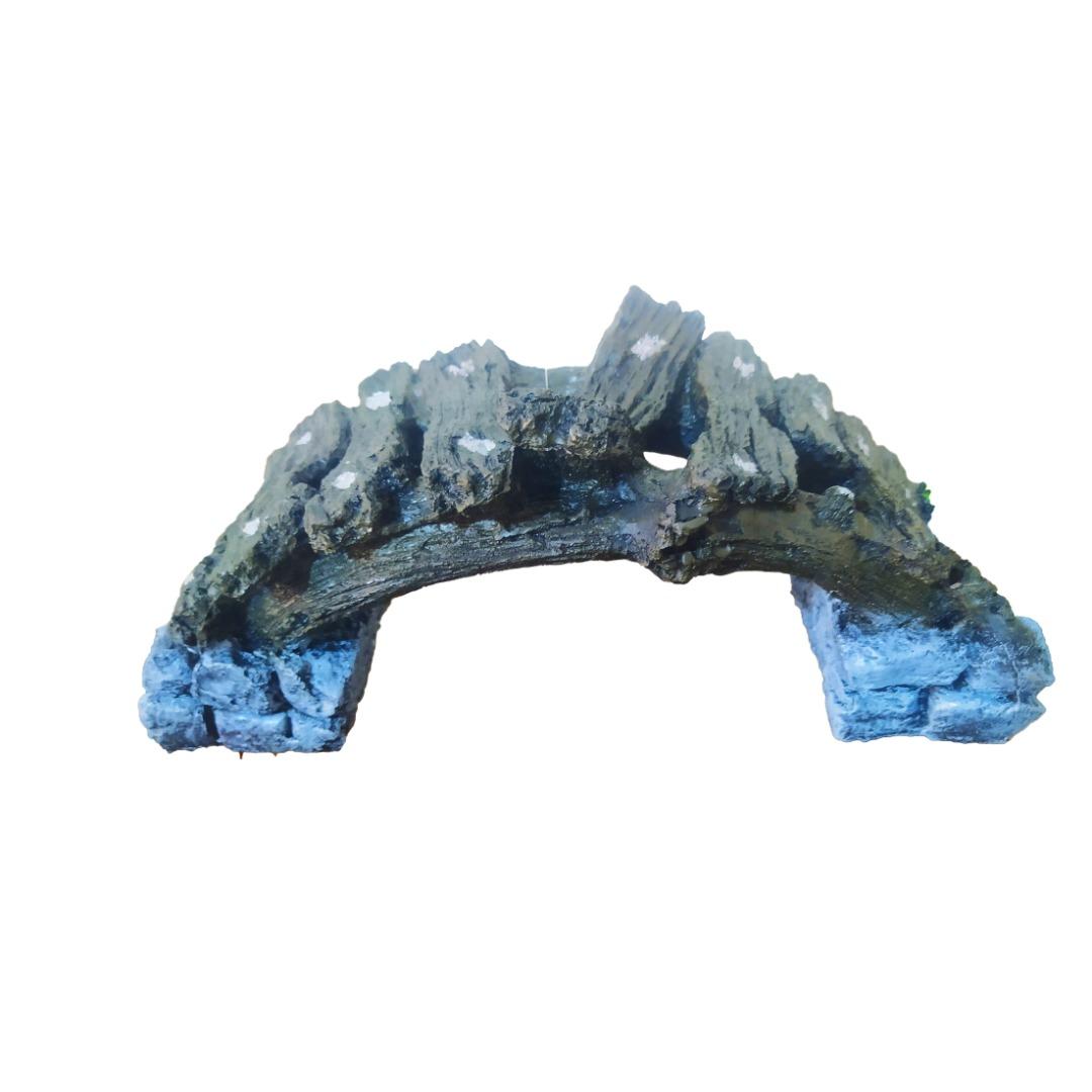 پل تزیینی آکواریوم مدل 056