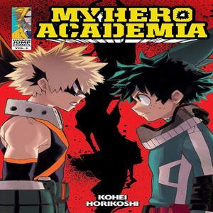 مجله My Hero Academia 2 نوامبر 2015