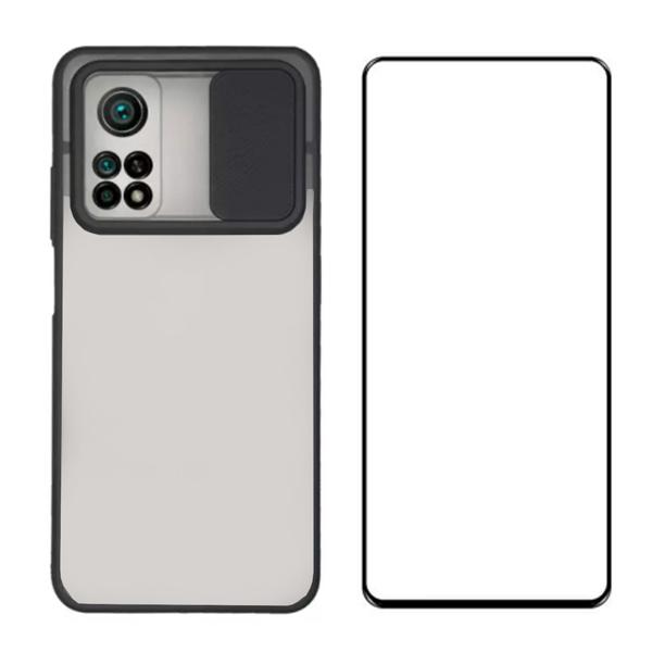بررسی و {خرید با تخفیف} کاورمدل BTIPMG مناسب برای گوشی موبایل شیائومی Mi 10T 5G / Mi 10T Pro 5G به همراه محافظ صفحه نمایش اصل