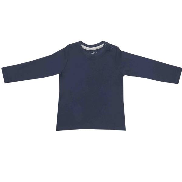 تی شرت آستین بلند پسرانه لوپیلو کد 1023b