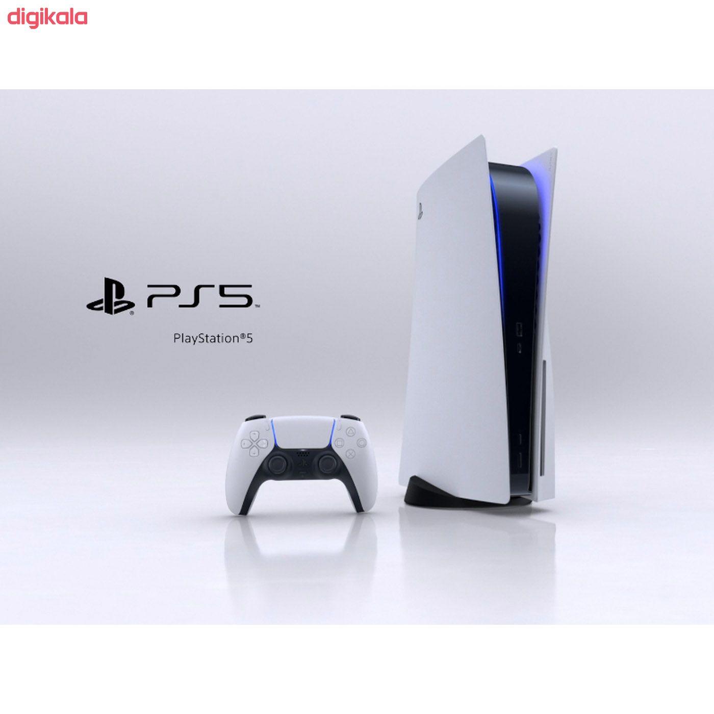 کنسول بازی سونی مدل Playstation 5 ظرفیت 825 گیگابایت main 1 4