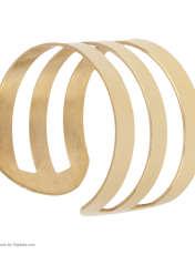انگشتر طلا 18 عیار زنانه نیوانی مدل NR031 -  - 4