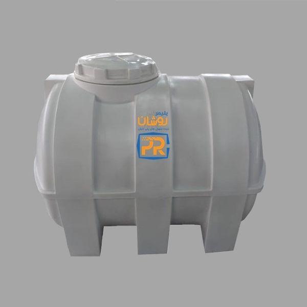 مخزن آب پلیمر لوشان کد 101 حجم 500 لیتر