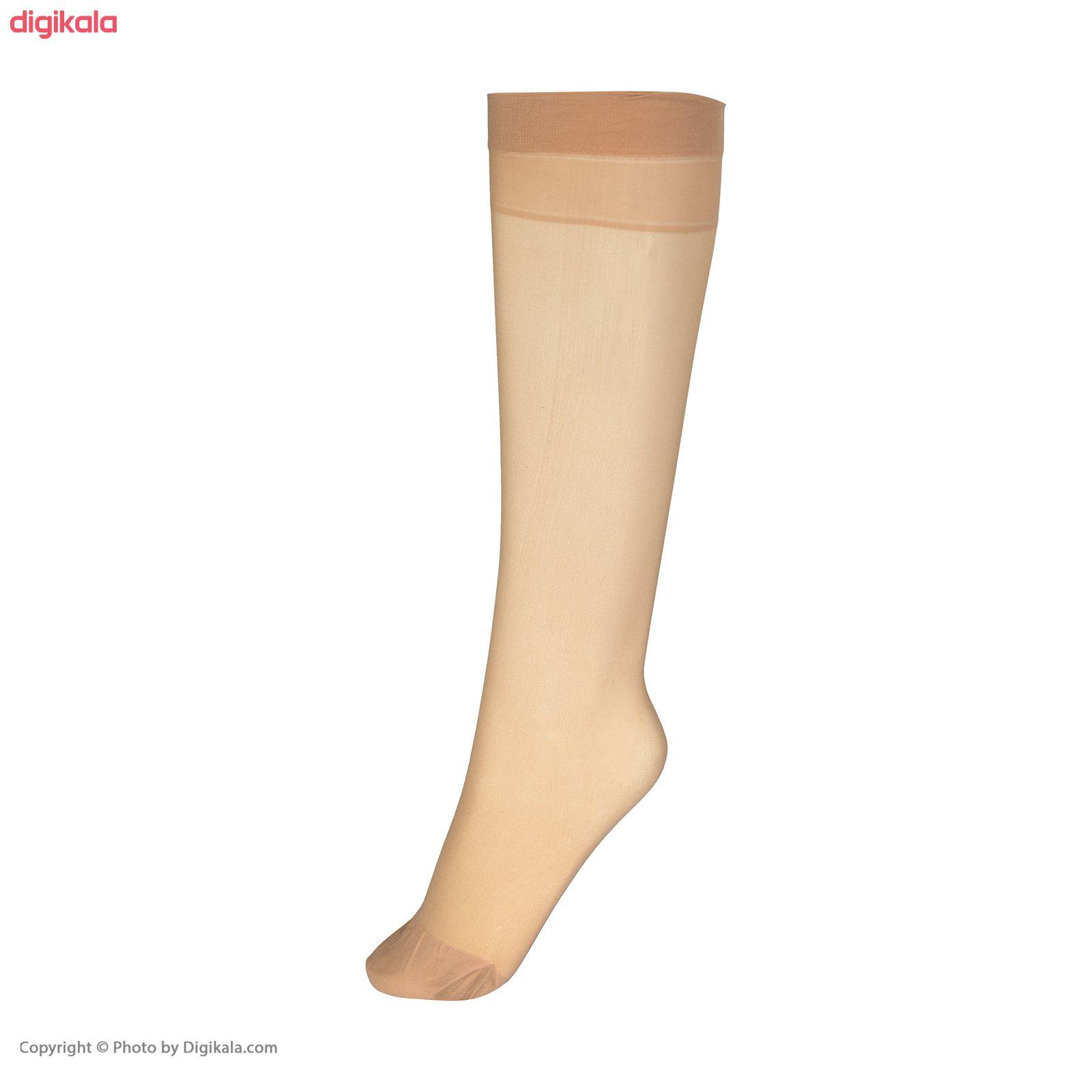 جوراب زنانه مدل GH-368 بسته 2 عددی main 1 5