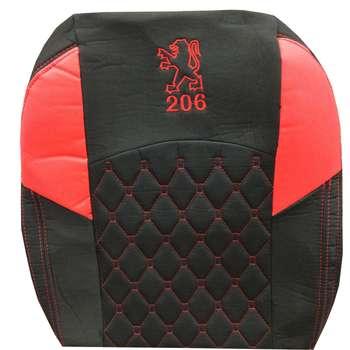 روکش صندلی خودرو مدل LS20214 مناسب برای پژو 206