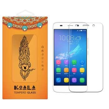 محافظ صفحه نمایش شیشه ای کوالا مدل Tempered مناسب برای گوشی موبایل هوآوی Y6 Pro