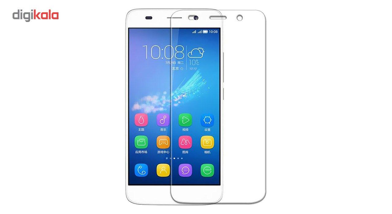 محافظ صفحه نمایش شیشه ای کوالا مدل Tempered مناسب برای گوشی موبایل هوآوی Y6 Pro main 1 2