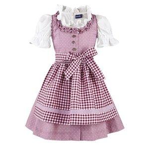 ست 3 تکه لباس دخترانه لوپیلو مدل as-325