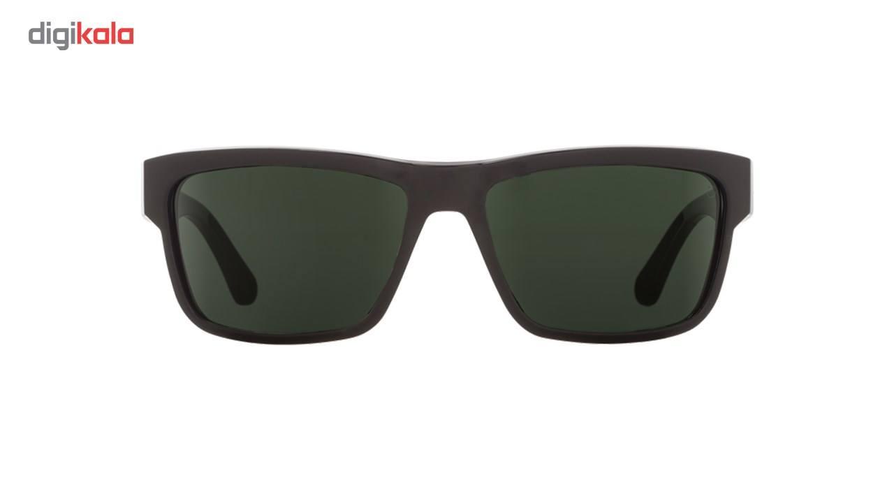 عینک آفتابی اسپای سری Frazier مدل Black Happy Gray Green -  - 4