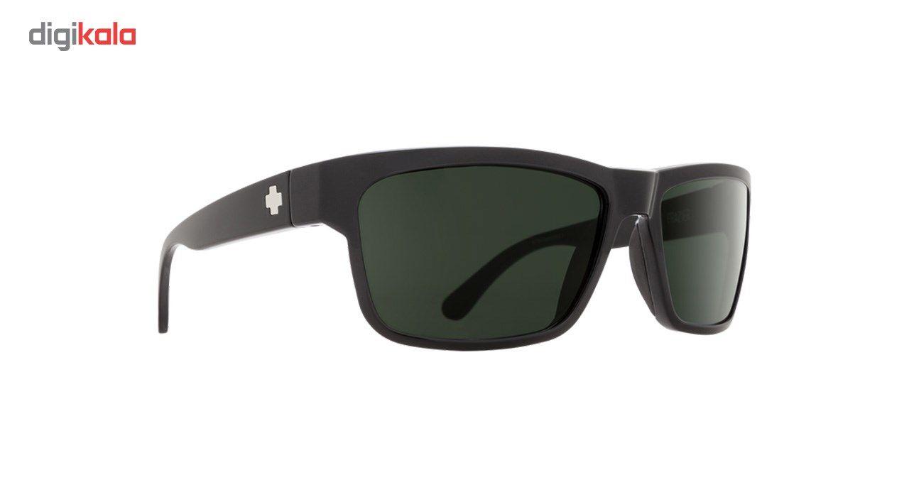 عینک آفتابی اسپای سری Frazier مدل Black Happy Gray Green -  - 3