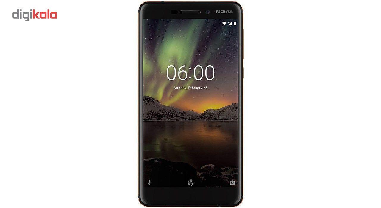 گوشی موبایل نوکیا مدل 6.1 دو سیم کارت ظرفیت 32 گیگابایت main 1 1