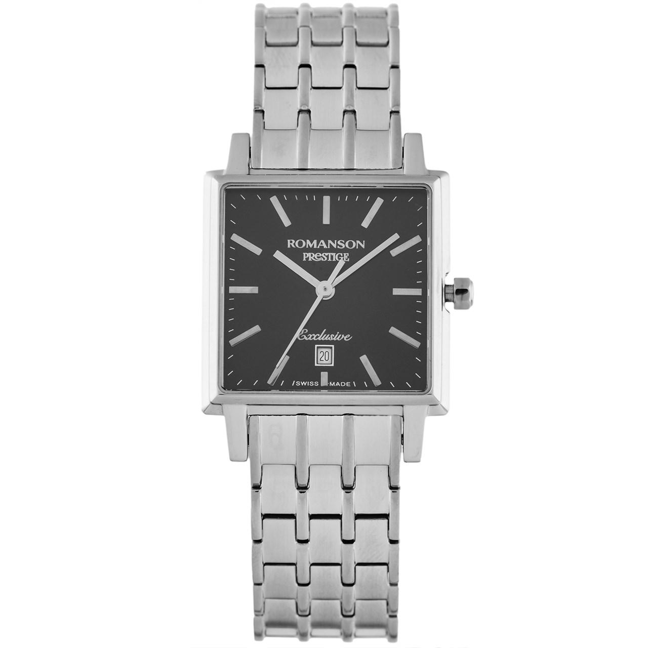 ساعت مچی عقربه ای مردانه رومانسون مدل TM3260MM1WA32W 12
