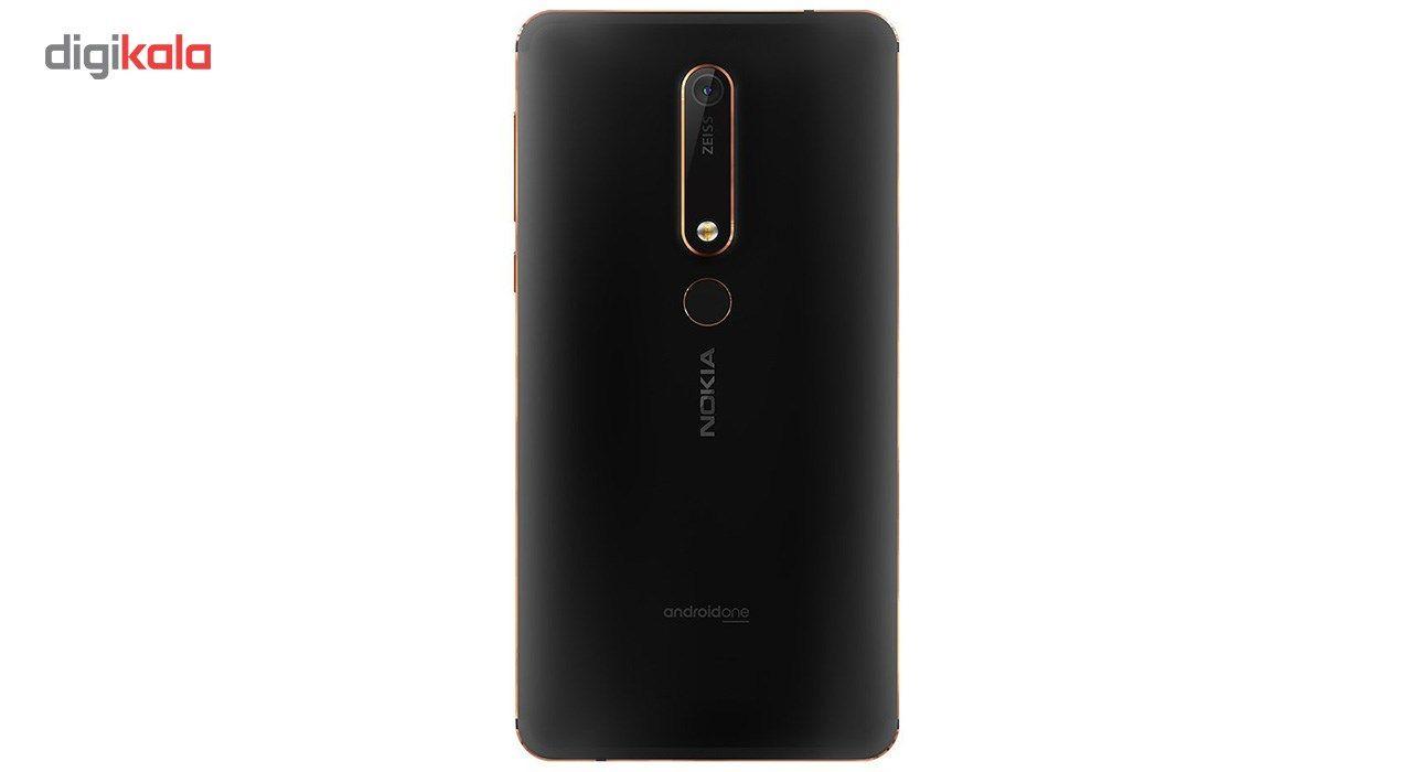 گوشی موبایل نوکیا مدل 6.1 دو سیم کارت ظرفیت 32 گیگابایت